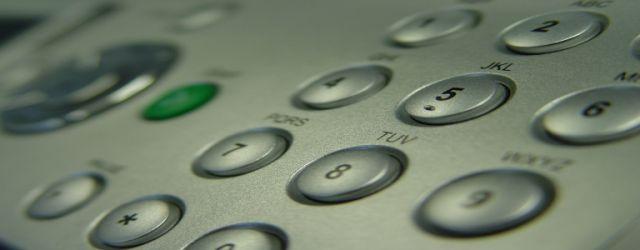 Nowy sposób kontaktu – fax